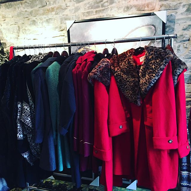 All winter coats 40 percent off starting this weekend!