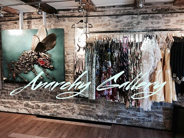 Anarchy Gallery just got a face lift!!